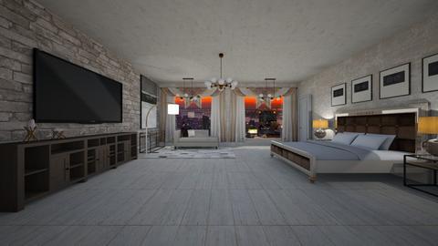 new room - Bedroom - by Carlos Gonzalez_886