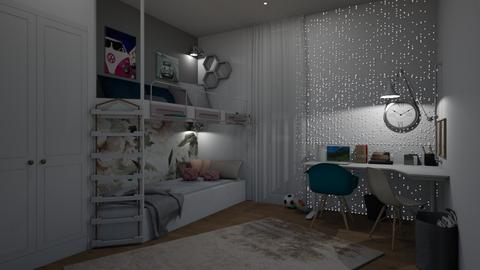 Bedroom - Modern - Kids room  - by Annathea