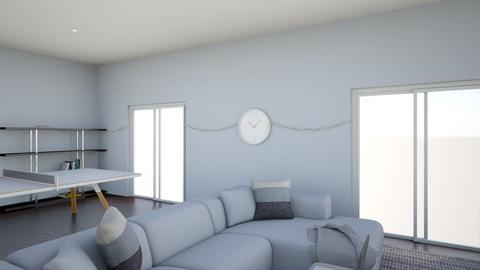 window and lighting - Living room  - by laneymae