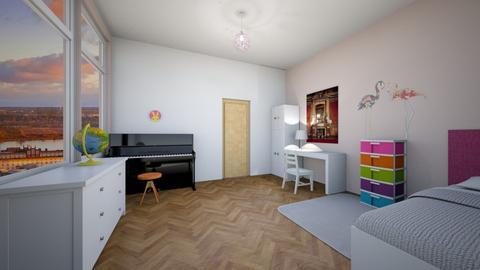 Worms - Classic - Kids room  - by Twerka