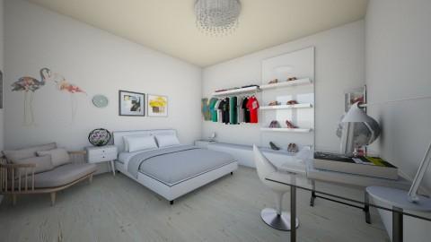 my space 15 - Minimal - Kids room  - by byanandita