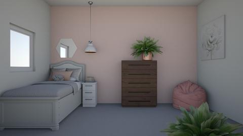 Kids room - by Evelyn MacRae