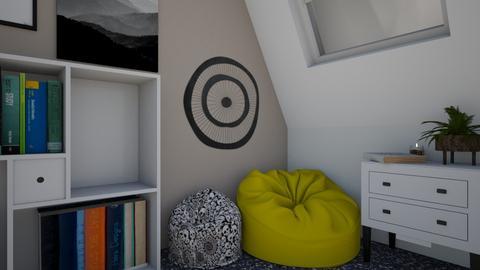 Modern Loft - by chocolatedonut71