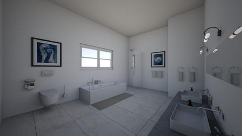 Bathroom - Bathroom  - by Ariella_