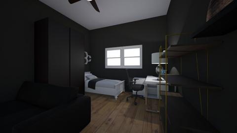 room1 - Bedroom  - by CheekyDD