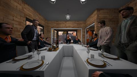 Modern Last Supper 2 - by SammyJPili
