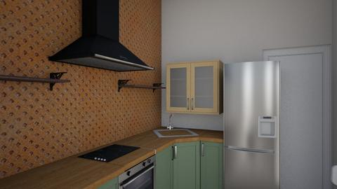 Miriama Dercova - Kitchen - by miriamader