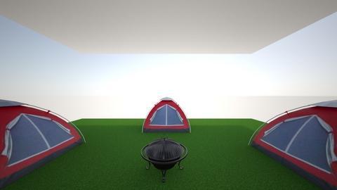 camp - Vintage - by Hellmara