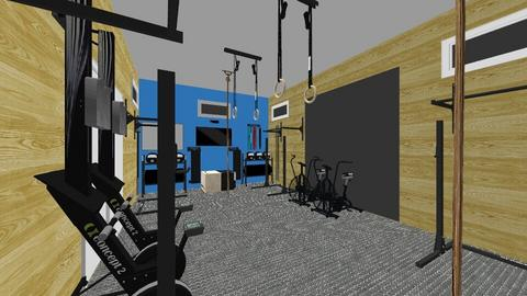 Gym Editing Version - by russkelley