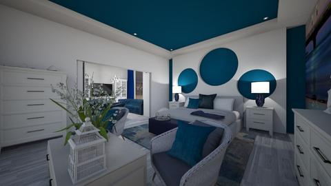DARIA - Living room - by DERRYS