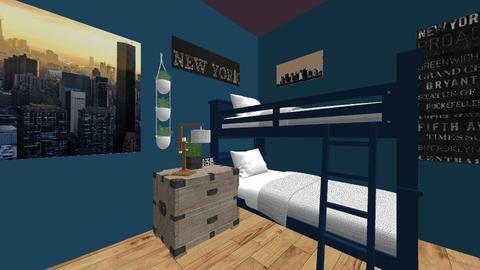 NY Room - by Starr123