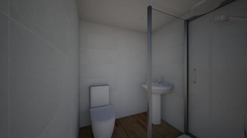 ensuite2 - Bathroom  - by Retrosteve