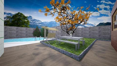 My ideal house - by Jolahy