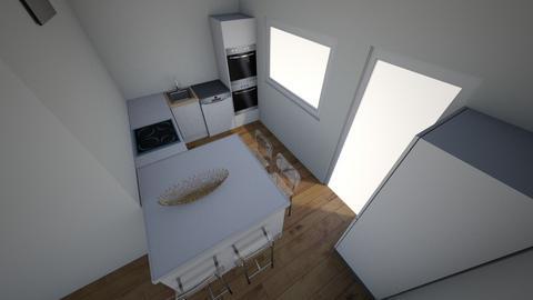 Cocina - Kitchen  - by natbar