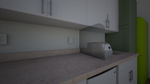 kuchnia - Kitchen  - by magdakniec