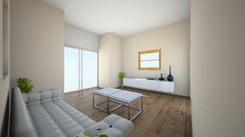 Living Room Minimalist - Minimal - Living room - by tezzaa