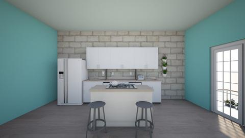 req - Kitchen  - by Meticulously