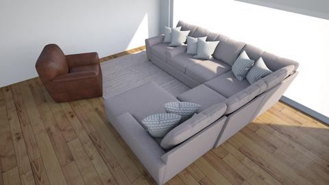 Delano Sectional - Living room  - by TheDutchDesigner