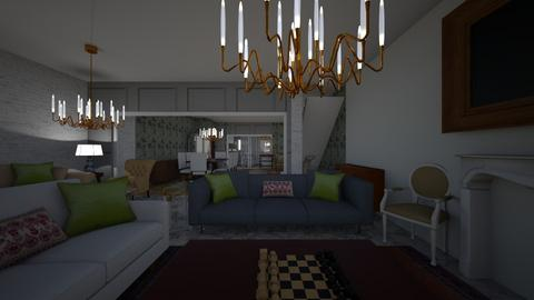 Zahretelwady z - Living room - by zahretelwady