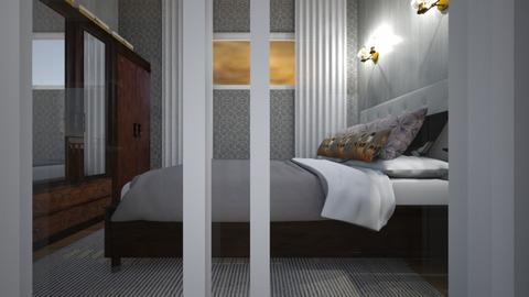 BED TINY - Classic - Bedroom  - by decordiva1