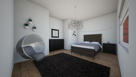 My Dream Room - Bedroom - by KJJ