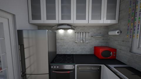 mutfakk 2 - Kitchen  - by filozof