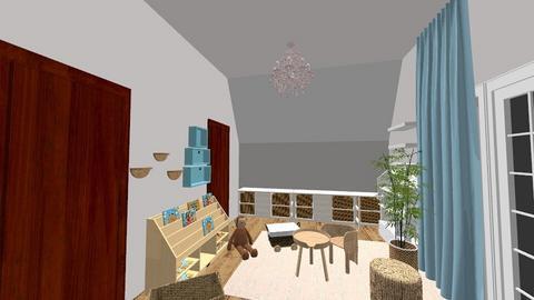 Rozarka 1 - Kids room  - by Anet ka