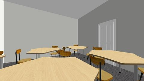 Classroom - Office  - by Connor908
