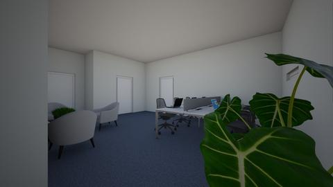 Office design  - Office  - by FionaDoswell