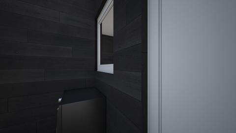 house2 girl - Bedroom  - by douae arawane