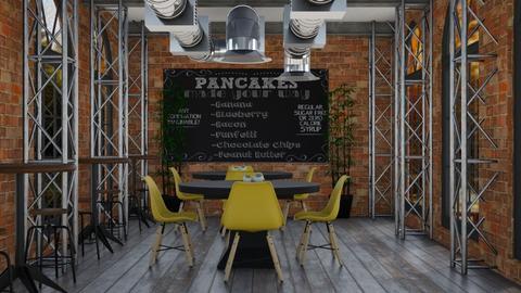 pancake cafe - by madaline