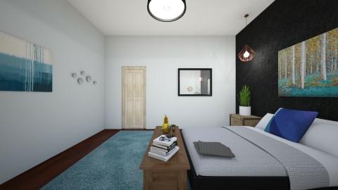 cc - Bedroom - by hannahre