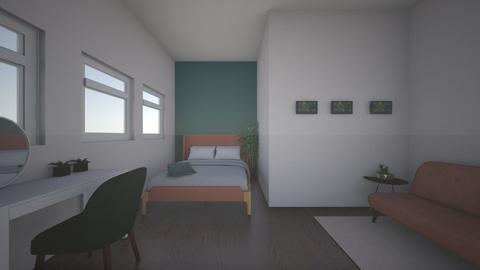 bedroom livingroom - Bedroom  - by SammiAly