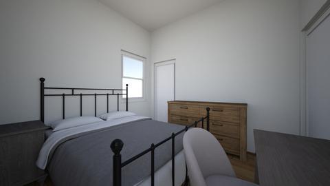 Guest Room Option 2 - Bedroom  - by steveta35