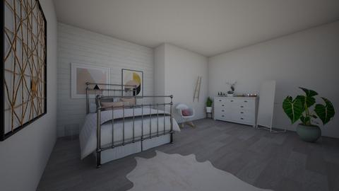 teens bedroom - Bedroom - by kaleighsksk