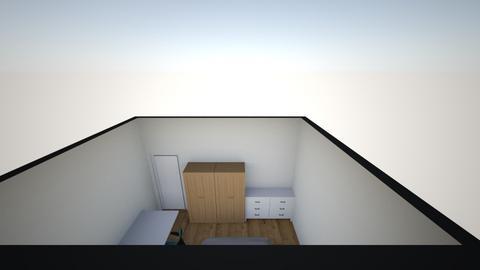 Lander - Modern - Bedroom  - by l4m4