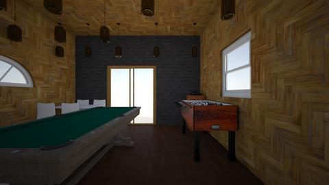 Benjamin James - Retro - Bedroom  - by benjaminjamesqqqq