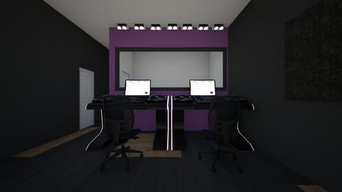 Music Studio - by jamiebolding