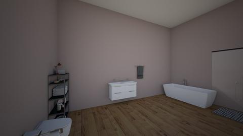 Samuel - Country - Bedroom  - by Samuel Gilbert
