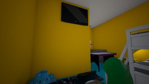 mars Patel dream house - Kids room  - by jacksonelliott