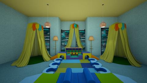 jjj6 - Kids room - by FRANKHAM