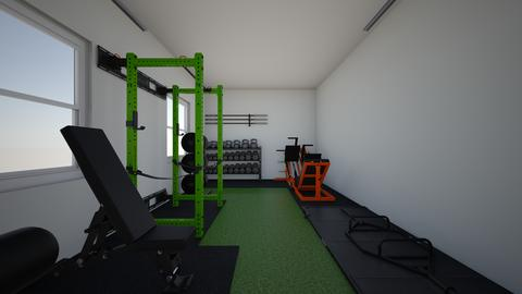 garage gym part 2 - by rogue_e2a177a880c75c374f7d29878f4f0