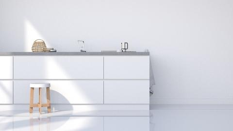 Minimalist kitchen - Modern - Kitchen  - by HenkRetro1960