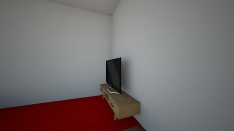 Red Gamer - Bedroom  - by CheekyDD