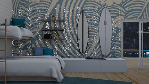 Contest 5_Demigirl9 - Bedroom  - by Norbosa