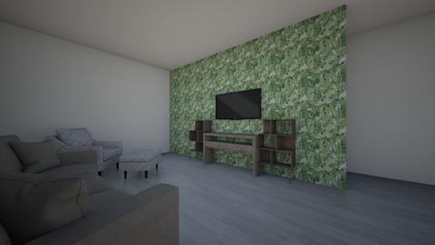 kbkj - Living room  - by ilinastamkova