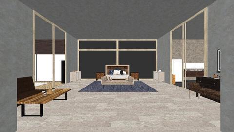 NYC LuxRoom - Bedroom  - by snwildrose