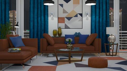 M_Memo - Modern - Living room  - by milyca8