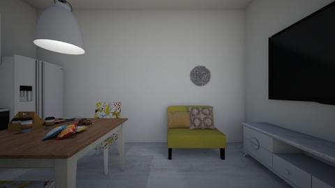 apartment - Bathroom - by sasasaaaw