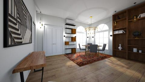 TWO ESPACES - Living room - by MarquiGames
